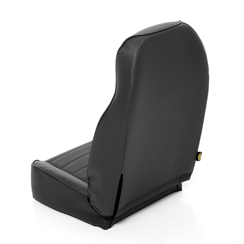 Smittybilt 44915 Denim Black Standard Bucket Front Seat