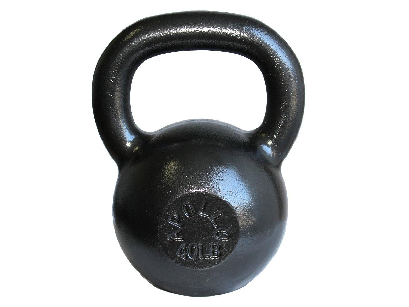 Apollo Athletics Kettlebell, 4 kg