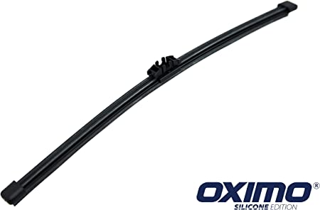 OXIMO wr480280/Silicone Edition Limpiaparabrisas Trasero