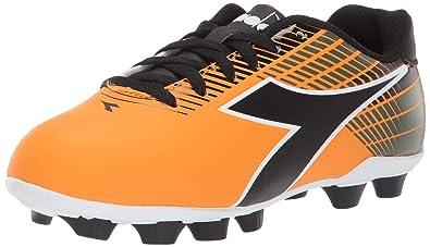 87fc3c5c Diadora Kids' Ladro MD Jr Soccer Shoe