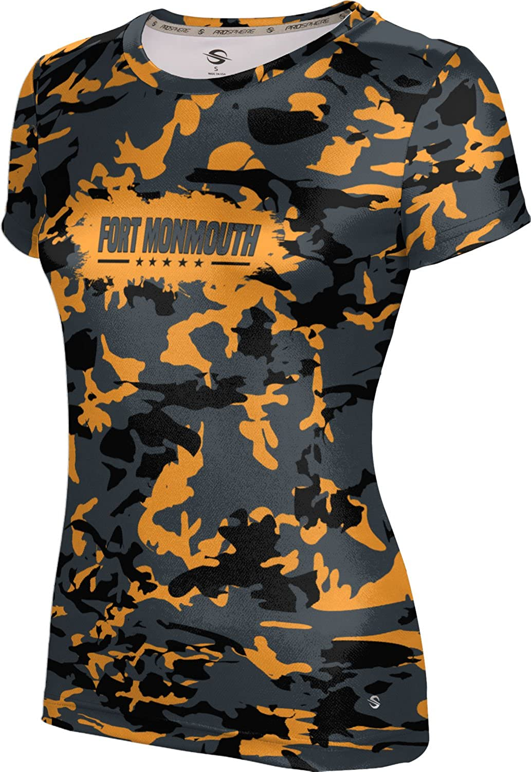 ProSphere Women's Fort Monmouth Military Camo Tech Tee