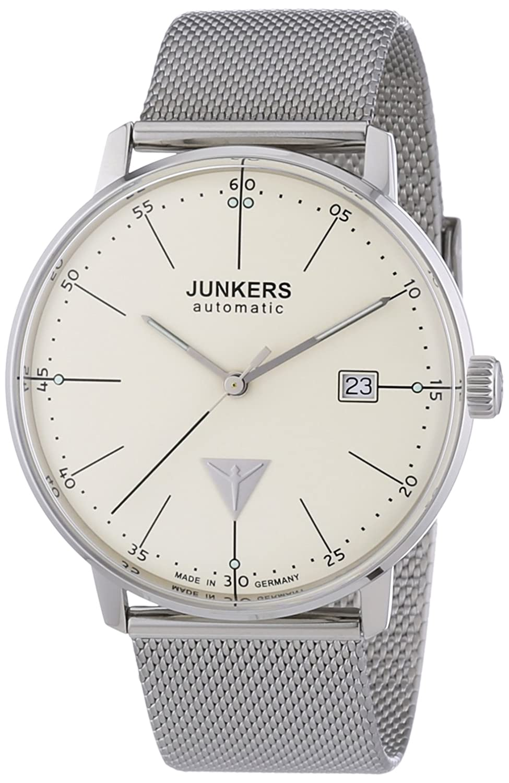 Junkers herren armbanduhr xl bauhaus automatik