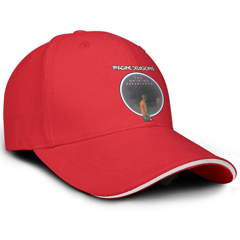 KAIWNV Snapback Hat Unisex Adjustable Breathable Winter Caps
