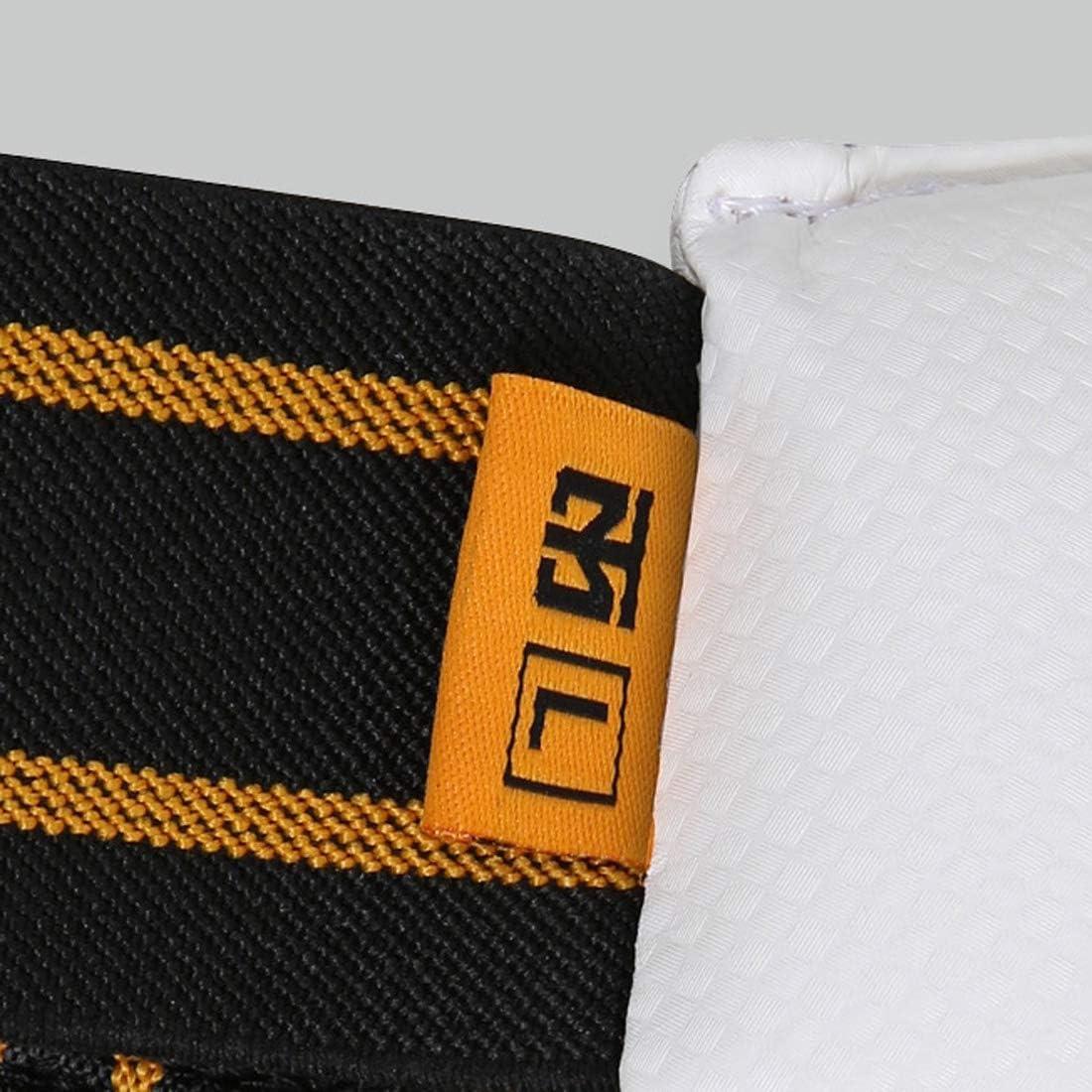 Mooto Korea Taekwondo MTX Protecteur d/âme pour la Garde Masculine WTF approuv/é pour Les Hommes XS /à XL Arts Martiaux MMA Karat/é Kickiboxing Pr/évention des blessures