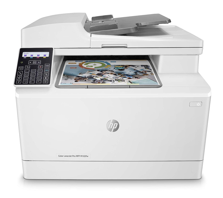 HP Color Laserjet Pro M183fw - Impresora láser multifunción ...