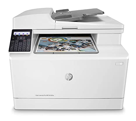 HP Color Laserjet Pro MFP M183fw - Impresora láser (8.5 x 14 ...
