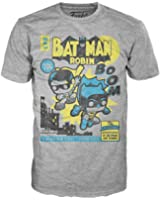 Funko POP! Tees: DC Comics Classic Batman and Robin T-Shirt