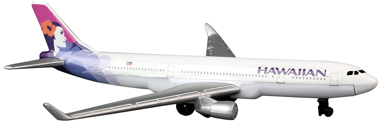 Amazon daron hawaiian airlines single plane toys games colourmoves
