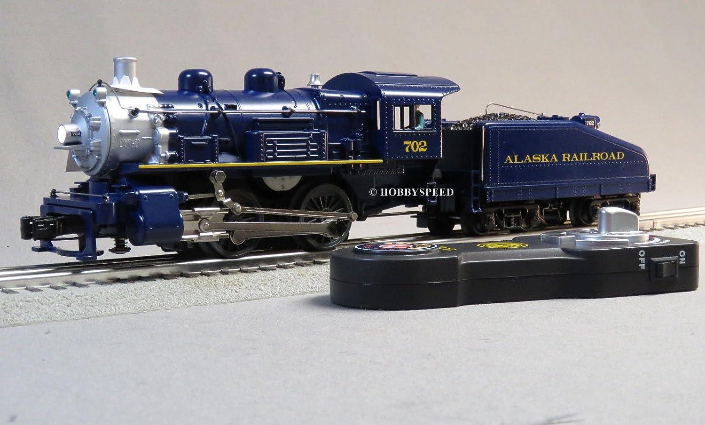 LIONEL ALASKA GOLD MINE LIONCHIEF RC ENGINE & TENDER BLUETOOTH O GAUGE Lionel Trains