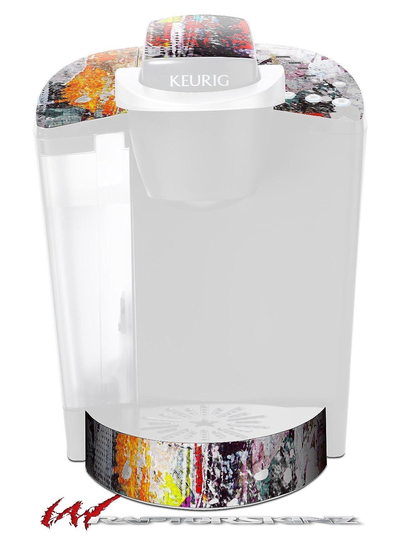 抽象グラフィティ – デカールスタイルビニールスキンFits Keurig k40 Eliteコーヒーメーカー( Keurig Not Included )   B017AK5EFI