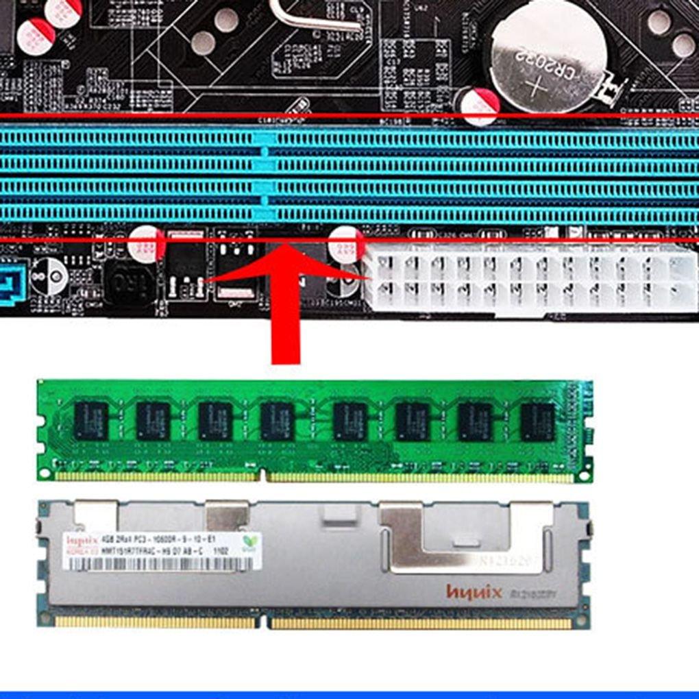 Mengonee X58 Motherboard 1366 Pin Desktop Motherboard