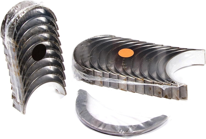 Oversize 0.50mm = 0.020 Evergreen MRB1937//2//2 Fits Honda Acura 2.2L H22A1 H23A1 FF22A1 F22A4 F22A6 F22B1 Crankshaft Main Bearings Connecting Rod Bearings