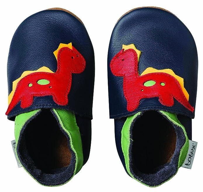 Bobux BBG 4162 - Zapatos de bebé, diseño de submarinos, color azul y amarillo azul azul/amarillo Talla:XXXL