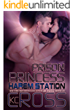 Prison Princess: Sci-Fi Alien Romance (Harem Station Book 5)