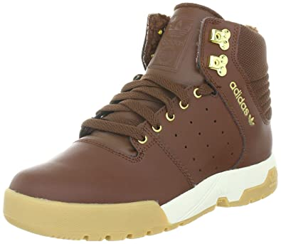 adidas Originals UPTOWN TD, Baskets Basses homme Marron Marron