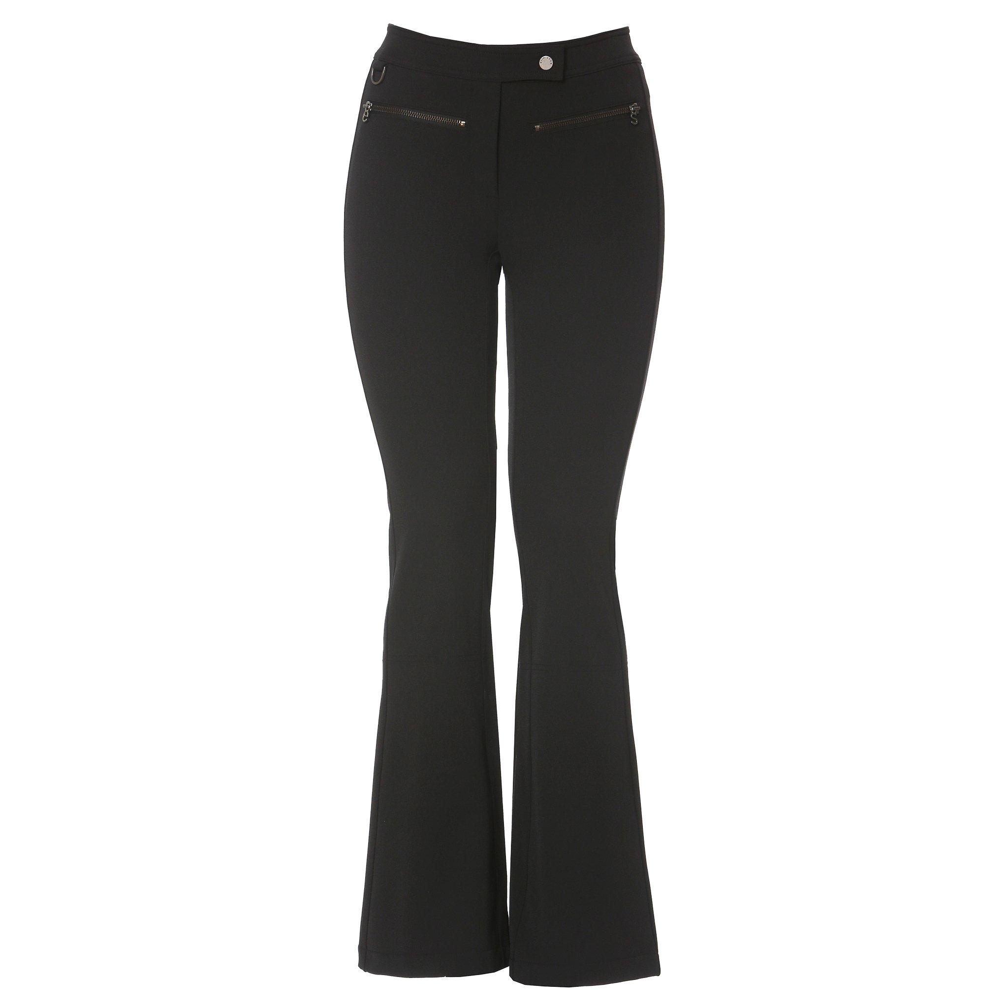 Erin Snow Women's Phia Pants In Eco Racer, Size 4, Black