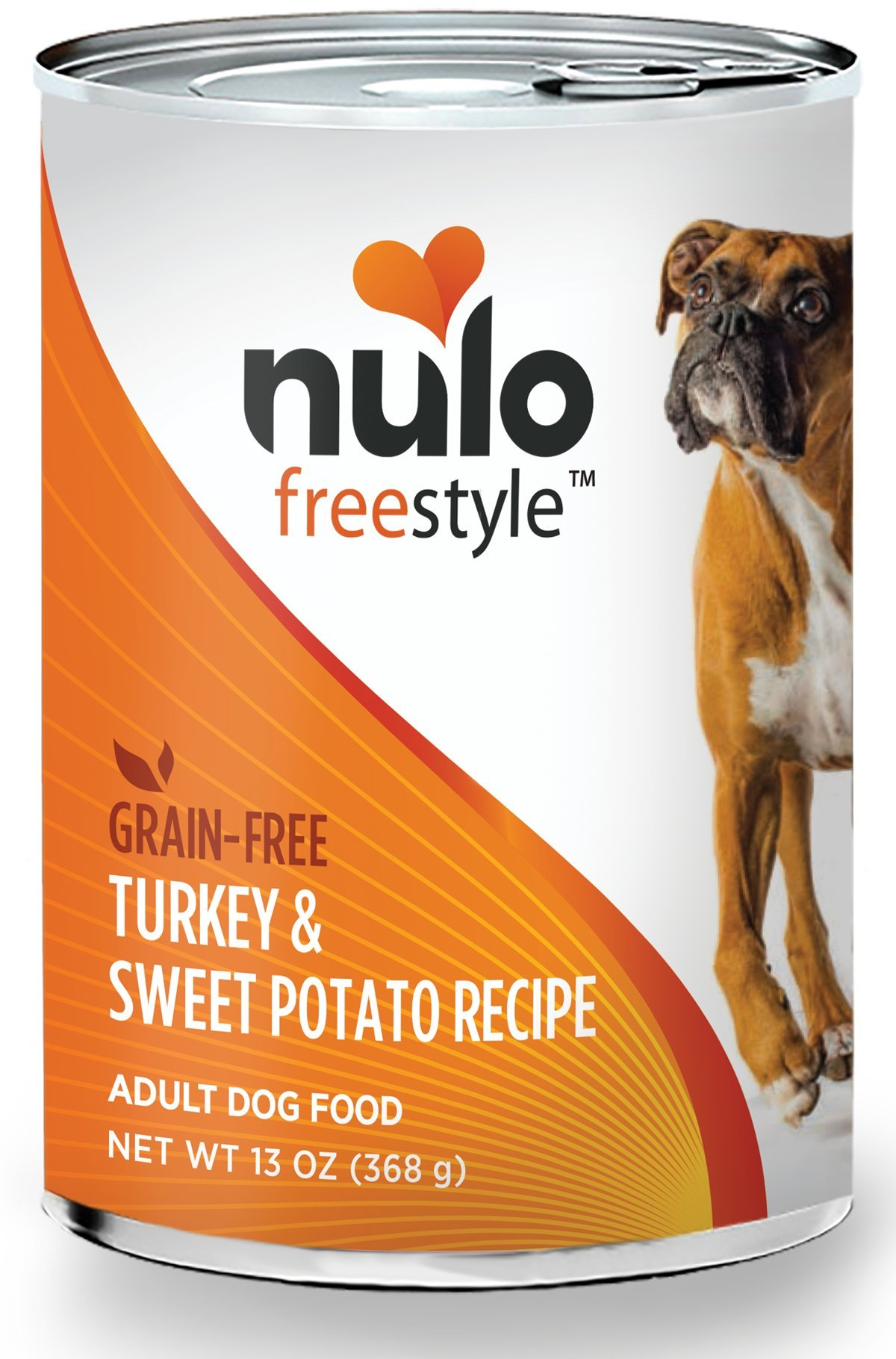Nulo Grain Free Canned Wet Dog Food (13 oz, Turkey) - 12 Cans