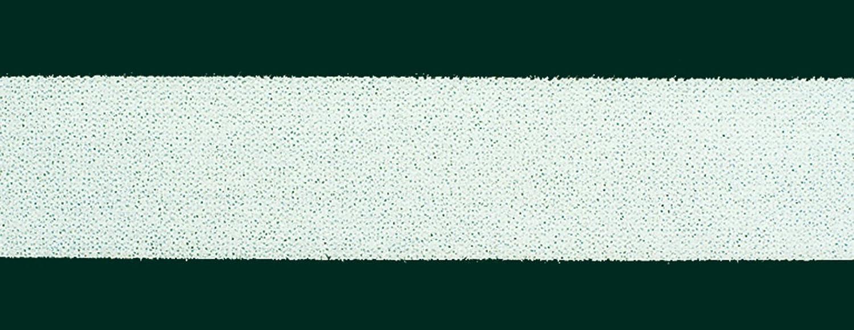 wei/ß//Aufmachung 25 m Ruther /& Einenkel Flauschband zum Aufn/ähen 20 mm
