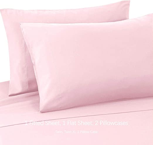 HOMESTYLE SET OF 2 PILLOW CASES 20 X 30 STANDARD SIZE STYLE 1