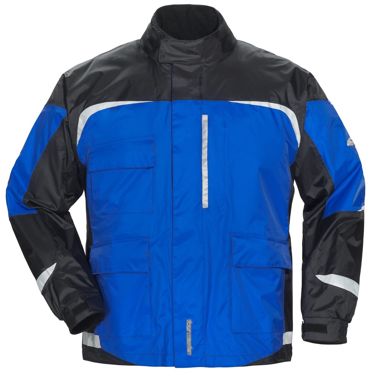 Tourmaster Sentinel 2.0 Rain Jacket (X-LARGE) (HI-VIZ YELLOW/BLACK) 8795-0213-07