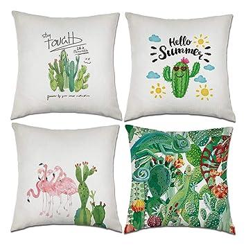 "18/"" Dinosaur Decorative Throw Pillow Case Sofa Chair Car Bedroom Cushion Cover"
