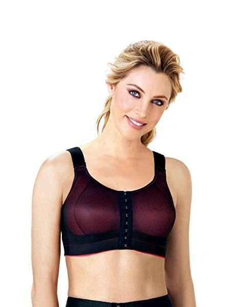 c69939675e2 Anita 1199-001 Women's Care Black Full Cup Mastectomy Front Fastening Bra  32A