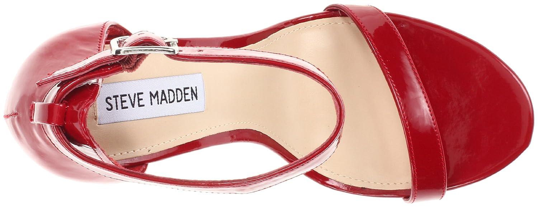 ea478c8f3e9 Amazon.com | Steve Madden Women's Realove Sandal | Heeled Sandals