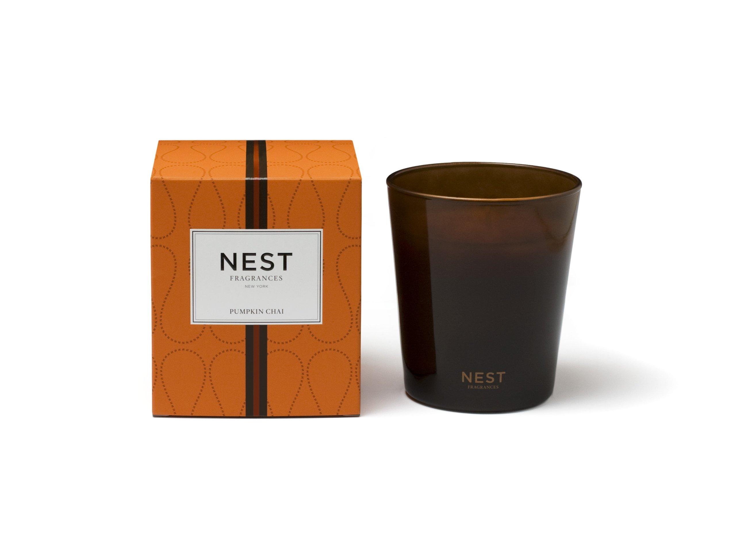 NEST Fragrances Classic Candle- Pumpkin Chai, 8.1 oz