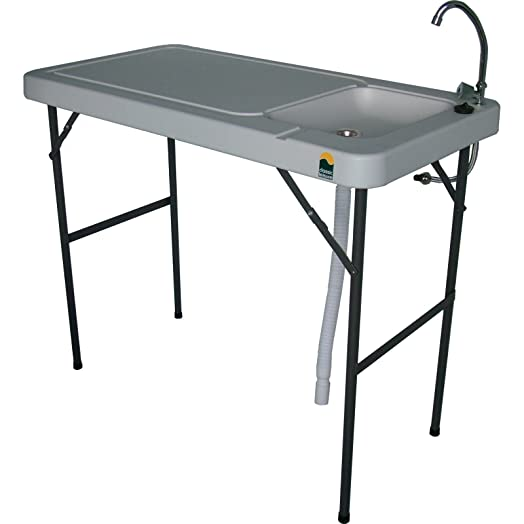 Outdoor Kitchen Sink Unit Ideal For Barbecue BBQ Camping Events Gardening
