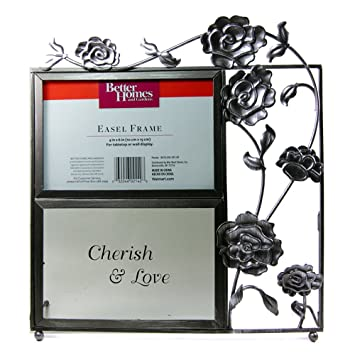 Amazoncom Better Homes And Gardens Cherish Love Silver