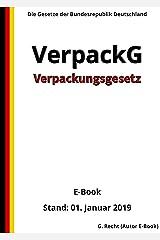 Verpackungsgesetz - VerpackG, 1. Auflage 2019 (German Edition) Kindle Edition