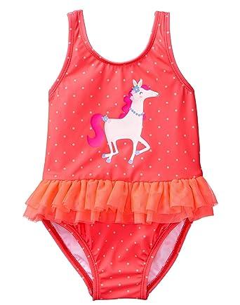 1e13534e26 Amazon.com  Gymboree Girls 1-Piece Unicorn Swimsuit  Clothing