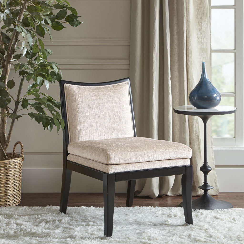Groovy Amazon Com Madison Park Signature Accent Chair See Below Caraccident5 Cool Chair Designs And Ideas Caraccident5Info
