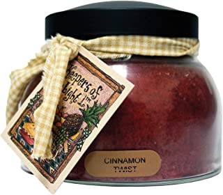 product image for A Cheerful Giver Cinnamon Twist Mama Jar Candle, 22-Ounce