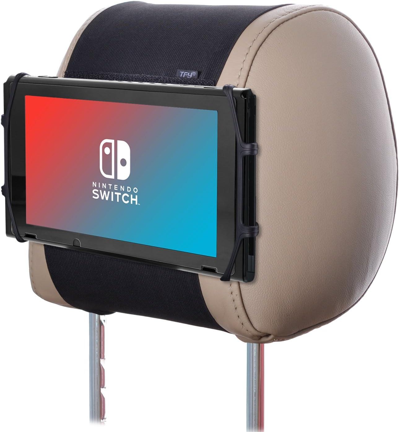 TFY Soporte de Silicona para Reposacabezas del Coche para Nintendo ...