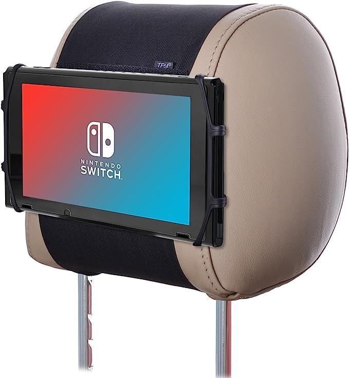 TFY Soporte de Silicona para Reposacabezas del Coche para Nintendo Switch: Amazon.es: Electrónica