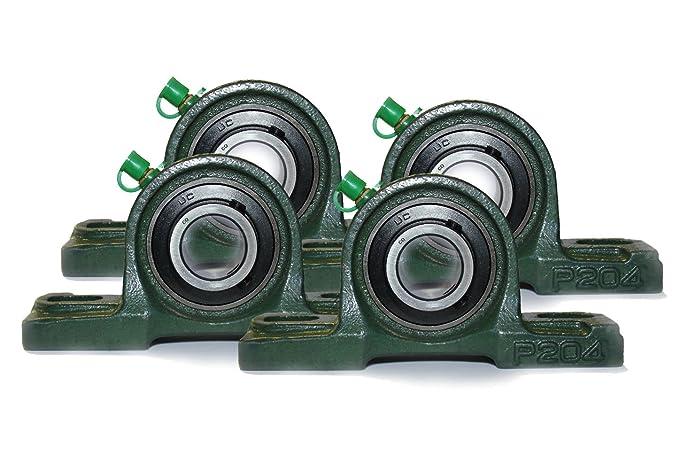 Stehlager 20 Gehäuselager 30 mm Wellendurchmesser Stehlagereinheit UCP 206