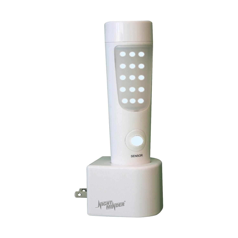 NightMinder NM-MOTION-002 110V Multi Function LED Motion Light Minder Research