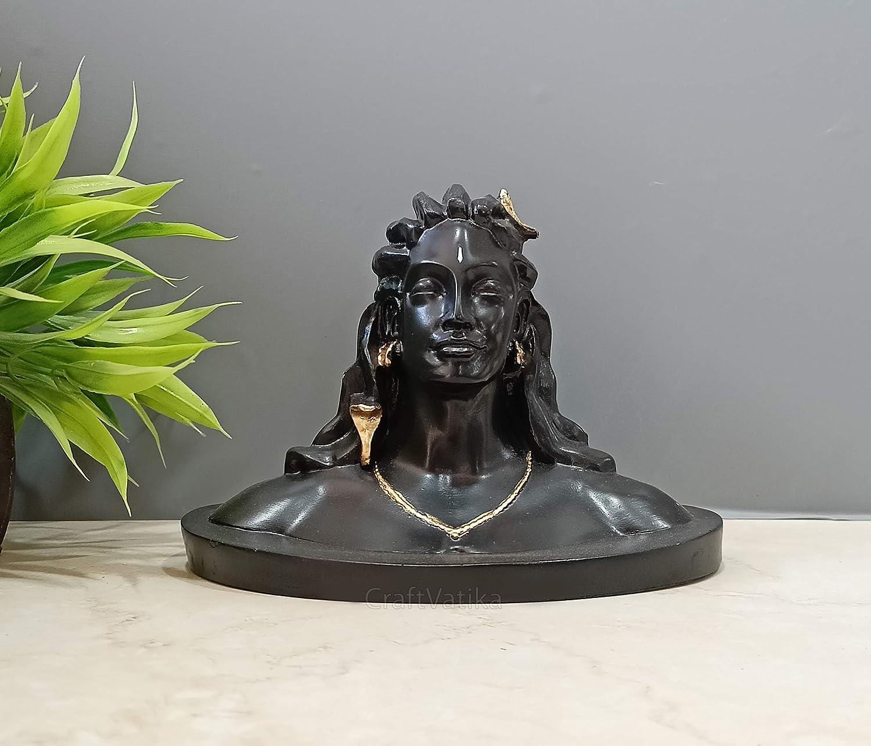 Adiyogi Shiva Idol Murti Mahadev Shiv Shankara Statue