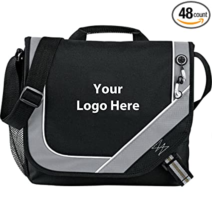 Sunrise Identity Bolt Urban Messenger Bag - 48 Quantity -  7.15 Each -  PROMOTIONAL PRODUCT  a42eeb0b11