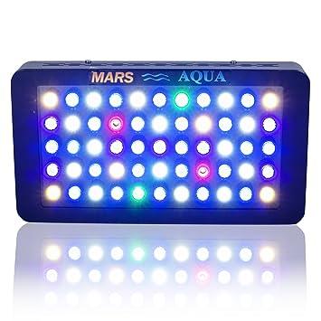 MarsAqua Dimmable 165W LED Aquarium Light Lighting Full Spectrum For Fish Freshwater and Saltwater Coral Tank  sc 1 st  Amazon.com & Amazon.com : MarsAqua Dimmable 165W LED Aquarium Light Lighting ... azcodes.com