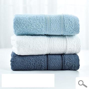 DHG 3 Toallas Súper absorbentes, Toallas de Algodón para el hogar, un par de