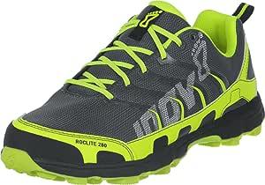 Inov8 Roclite 280 GTX Zapatilla de Trail Running Caballero, Gris/Amarillo, 42: Amazon.es: Deportes y aire libre