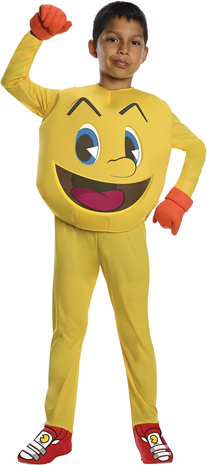 Pac-Man & The Ghostly Adventures Deluxe Costume Child Small ...