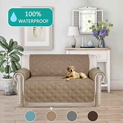 Superbe Pet Friendly Sofa Slipcover Waterproof For Couch Features To Prevent  Stains/Protect From Pets,