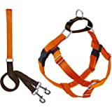 2 Hounds Design Freedom No Pull Dog Harness   Adjustable Gentle Comfortable Control for Easy Dog Walking  for Small Medium an