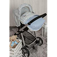 Babyline Caramelo - Saco porta bebé, grupo 0