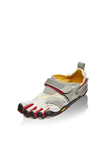 differently db784 e71be ... Vibram FiveFingers Women s Komodo Sport Shoes Grey Persian Red 37 M EU  . ...