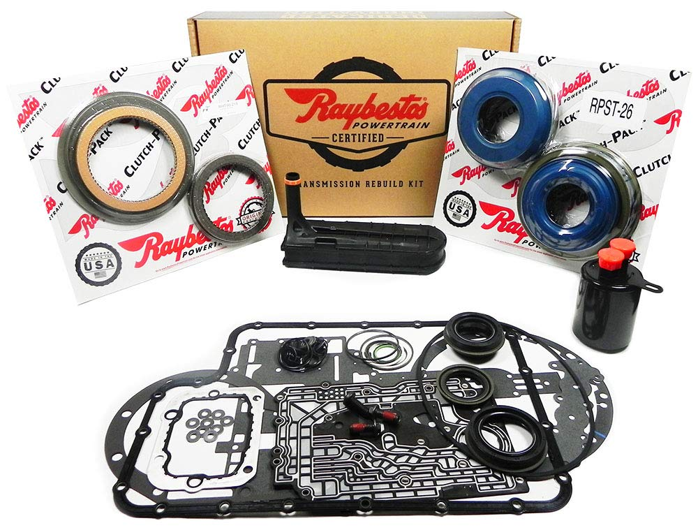 5R110W O8-ON AUTOMATIC TRANSMISSION REBUILD BANNER KIT LESS PISTONS