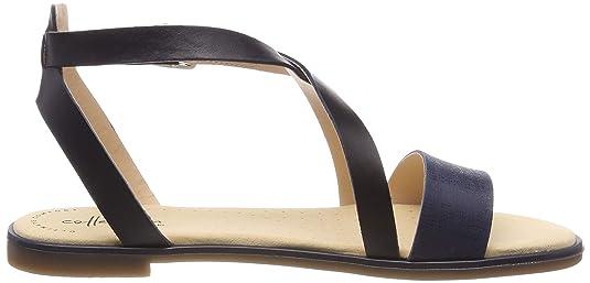 0f805aa765eaad Clarks bay Rosie, Sandali con Cinturino alla Caviglia Donna: Amazon.it:  Scarpe e borse